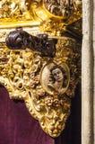 Pławik Chrystus bractwo fotografia royalty free