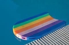 Pławik w pływackim basenie zdjęcie royalty free
