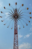Płodozmienny flywheel Zdjęcia Royalty Free