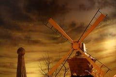 Płodozmienny wiatraczek dla pompować wodę Fotografia Royalty Free