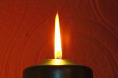 płomień świecy Obrazy Stock