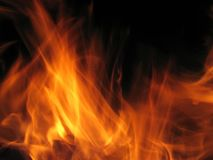 płomień przeciwpożarowe Zdjęcia Stock