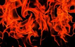 płomienie obrazy stock