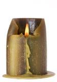 płonąca candle fotografia royalty free