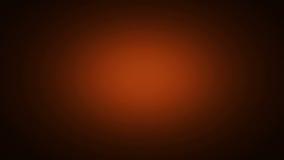 Płonąca czaszka. Alfy skołtuniony wideo royalty ilustracja