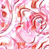 płonie bezszwową teksturę Zdjęcie Royalty Free