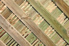 płotowy ładny drewno Obrazy Royalty Free