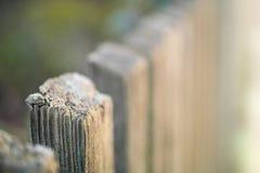 Płotowy Abstrakt Fotografia Stock