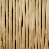 Płotowy drewna tło Zdjęcie Royalty Free