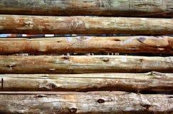 płotowy drewno Zdjęcie Stock