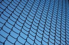 płotu tenis wzoru Obraz Stock