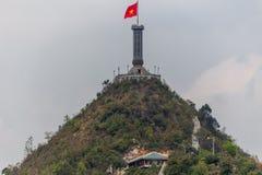 Płuca Cu Wietnam granica z Chiny zdjęcie royalty free
