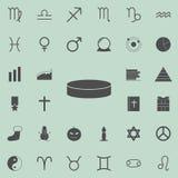 Płuczki ikona Szczegółowy set minimalistic ikony Premii ilości graficznego projekta znak Jeden inkasowe ikony dla stron interneto ilustracji