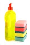 płyn do mycia naczyń Obraz Stock