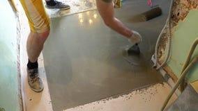 PÅ'yta betonowa na kablu grzewczym zbiory