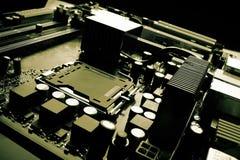 płyta główna komputerowa Fotografia Stock