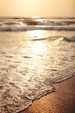 Płytka głębia pole fotografia, abstrakcjonistyczny pokój/relaksuje pojęcie Se Obraz Royalty Free