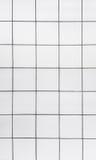 Płytki, biel marmurowa podłoga, tło Fotografia Royalty Free