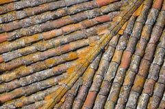 płytki dachowe zdjęcie stock