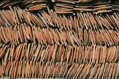płytki dachowe Obrazy Royalty Free