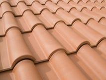 płytki dachowe Obraz Stock