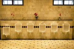 Płytki izolują w toalecie obrazy royalty free