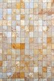 płytki marmurowa ściana Zdjęcie Royalty Free
