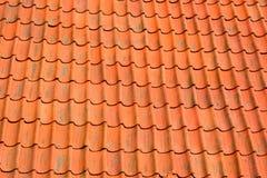 płytki większy dach Obrazy Stock