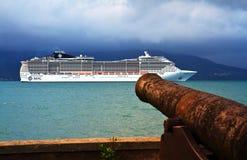 Pływać statkiem w Brazylia Zdjęcie Royalty Free