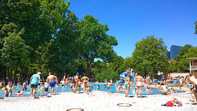 Pływać w Monachium