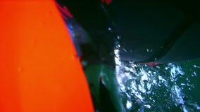 Pływać w otwartej wodzie zbiory wideo
