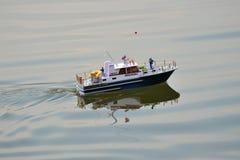 Pływacka łódź Fotografia Stock