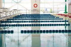 Pływacki Basen Fotografia Stock
