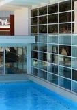Pływacki basen Zdjęcia Stock