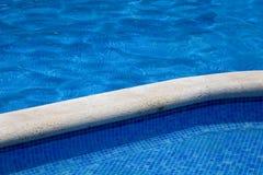 Pływacki basen Zdjęcia Royalty Free