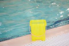 Pływackiego basenu zabawki obrazy royalty free