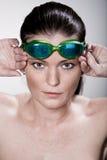 pływaczka Zdjęcie Stock