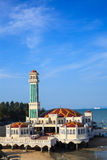 pływający meczetu Zdjęcia Stock