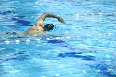 Pływanie basen zdjęcie stock
