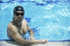 Pływanie basen zdjęcia stock