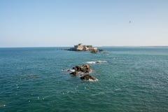 Pływowe wyspy obrazy stock