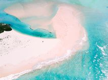 Pływowi przepływy i fotografia stock