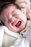płacz dziecka Zdjęcia Stock