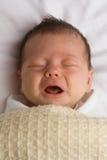 płaczu dziecka dziewczyna Fotografia Stock