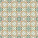Оp art. Seamless  pattern. Illusion of volume Royalty Free Stock Photography