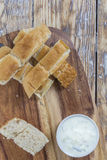 Płascy chlebowi kije Obraz Royalty Free