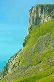 płaski halny szczyt Obrazy Royalty Free