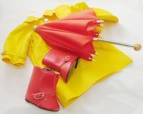 płaszcz przeciwdeszczowy Zdjęcie Royalty Free