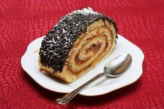płatowaty ciasta Obraz Royalty Free