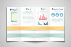 4P business Royalty Free Stock Images